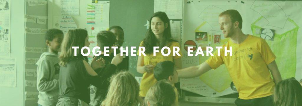 Together For Earth association écolo de Nantes
