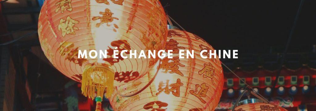 Échange en chine