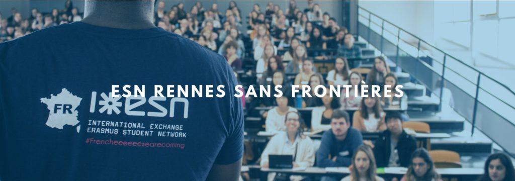 ESN Rennes sans frontières