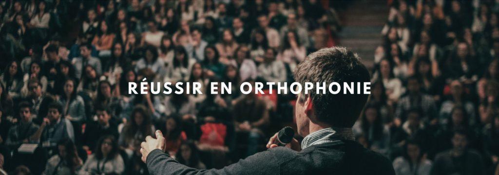 les études d'orthophonie