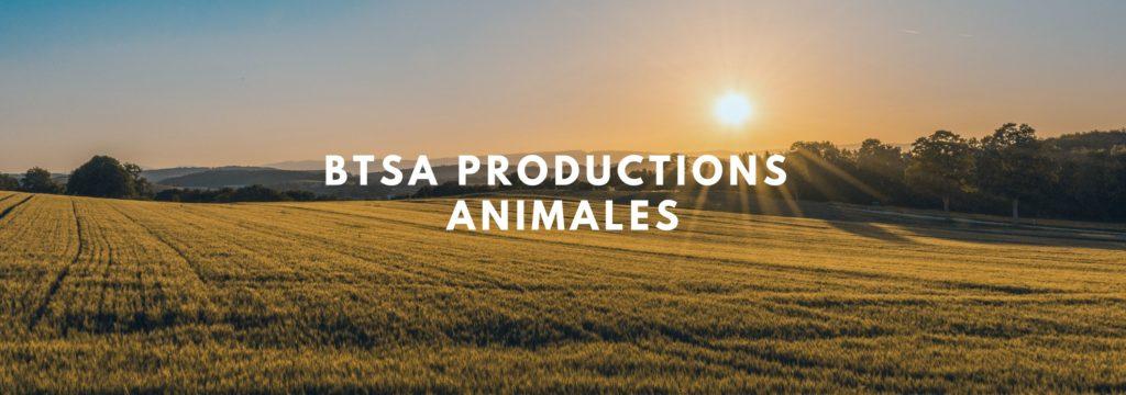 Présentation du BTSA Productions Animales sur Thotis