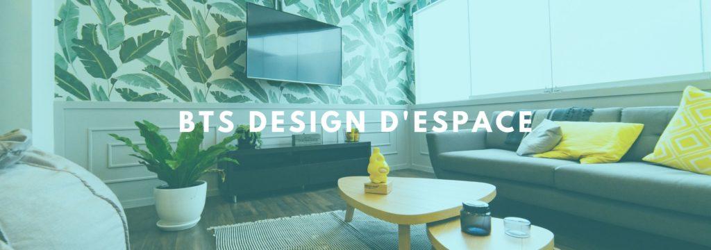 BTS DE - BTS Design d'Espace