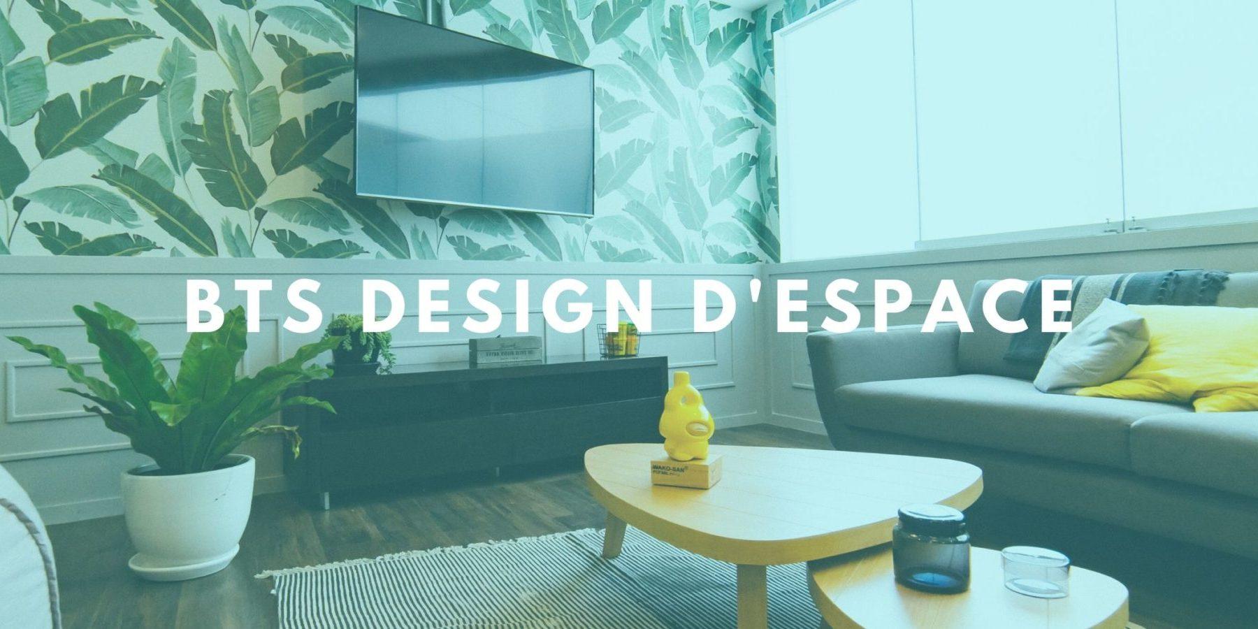 Bts De Design D Espace Matières Débouchés Et Conseils