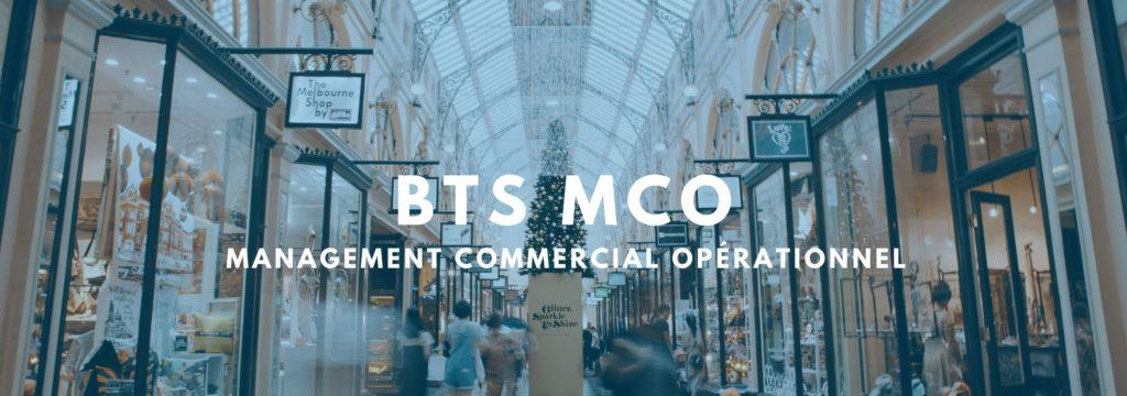 BTS MCO - Commercial Opérationnel Management : Les conseils Thotis