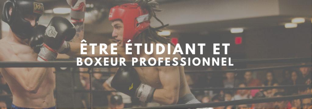 boxeur professionnel
