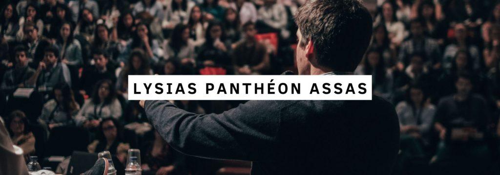 Lysias Panthéon-Assas