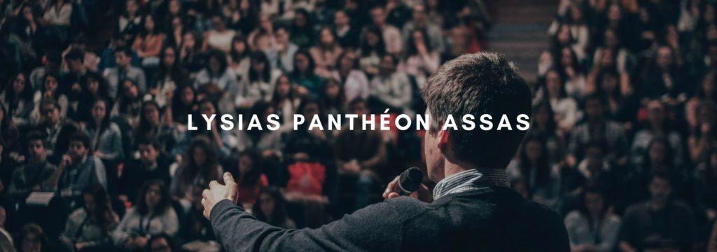 Lysias Panthéon Assas