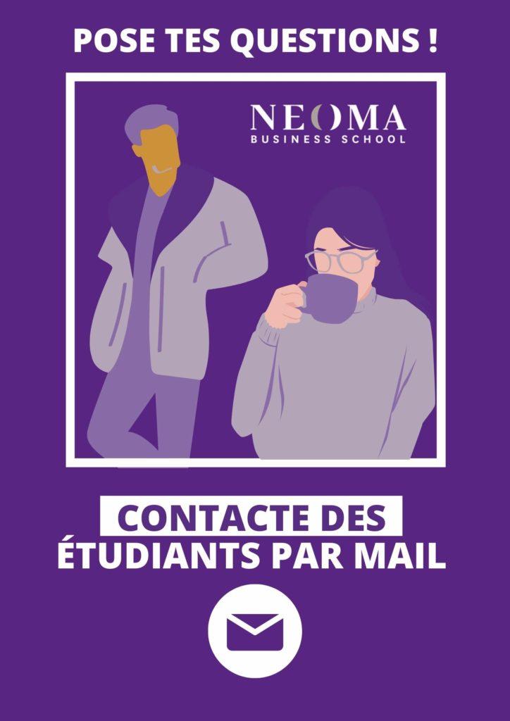 NEOMA mail