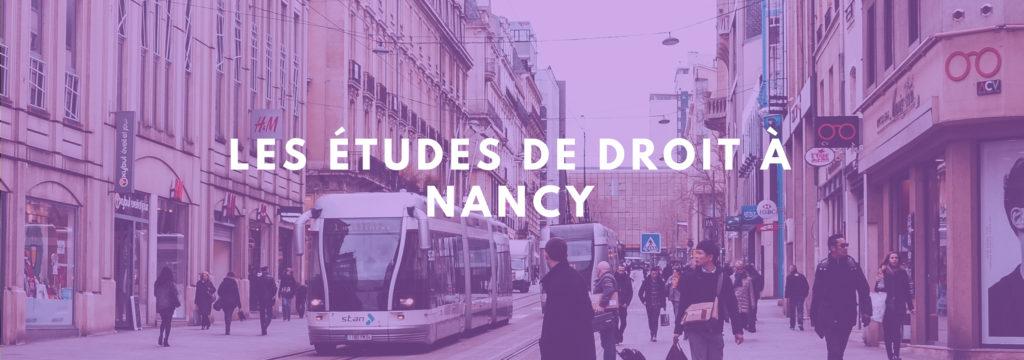 droit à Nancy