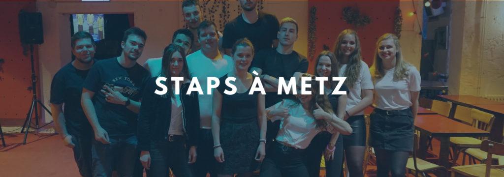 staps Metz