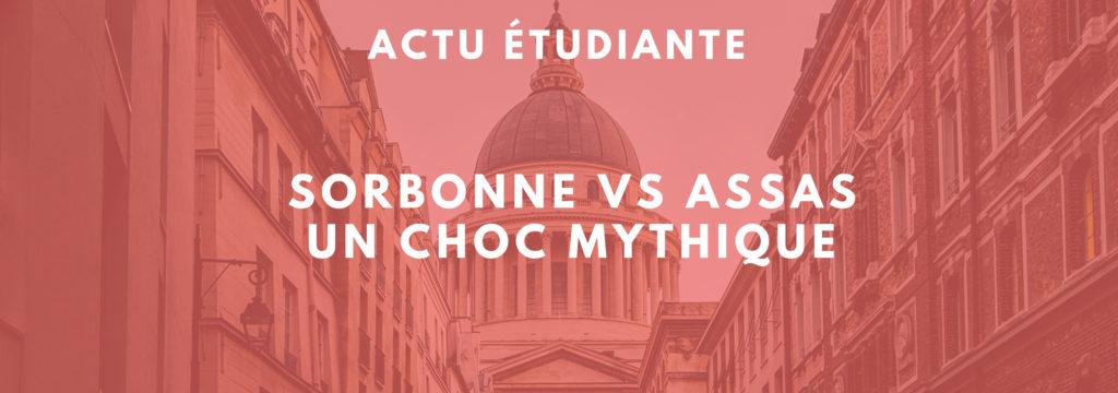 Sorbonne vs Assas