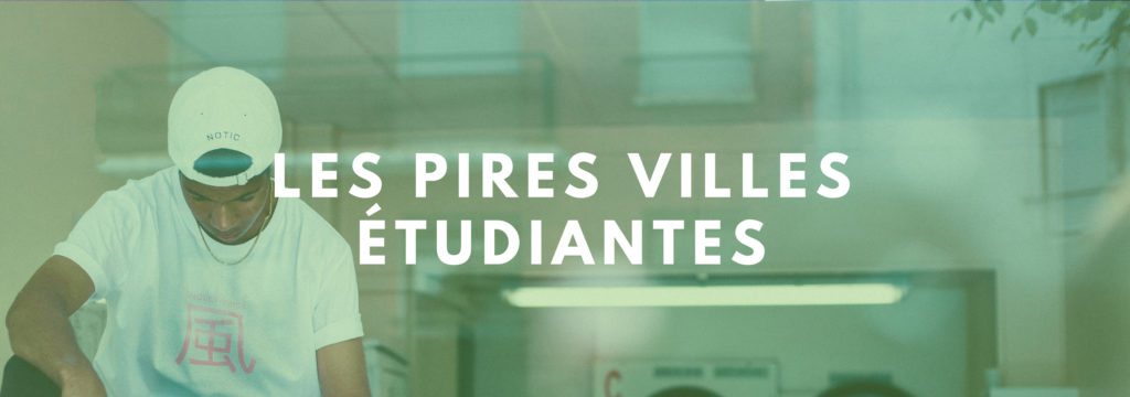 villes étudiantes