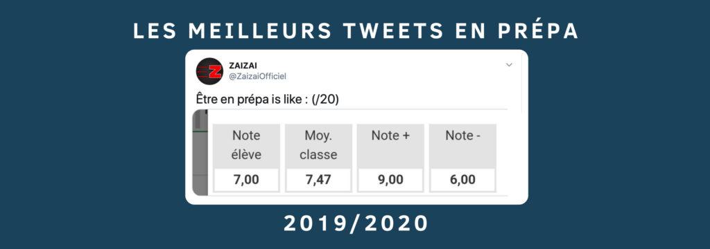 Best of Twitter Prépa