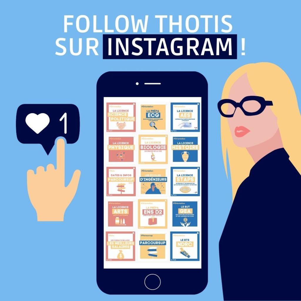 Instagram Thotis
