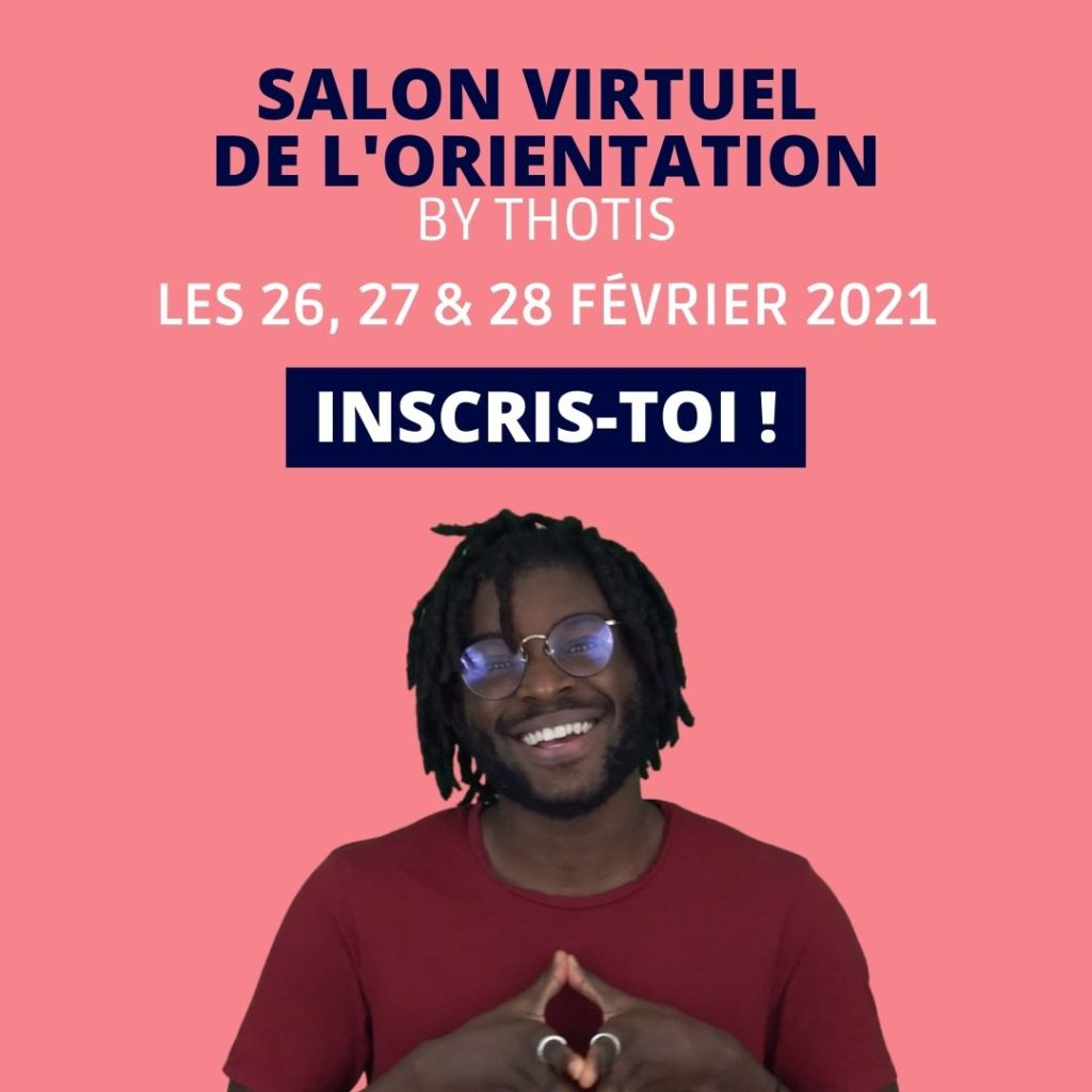 Salon Virtuel Orientation