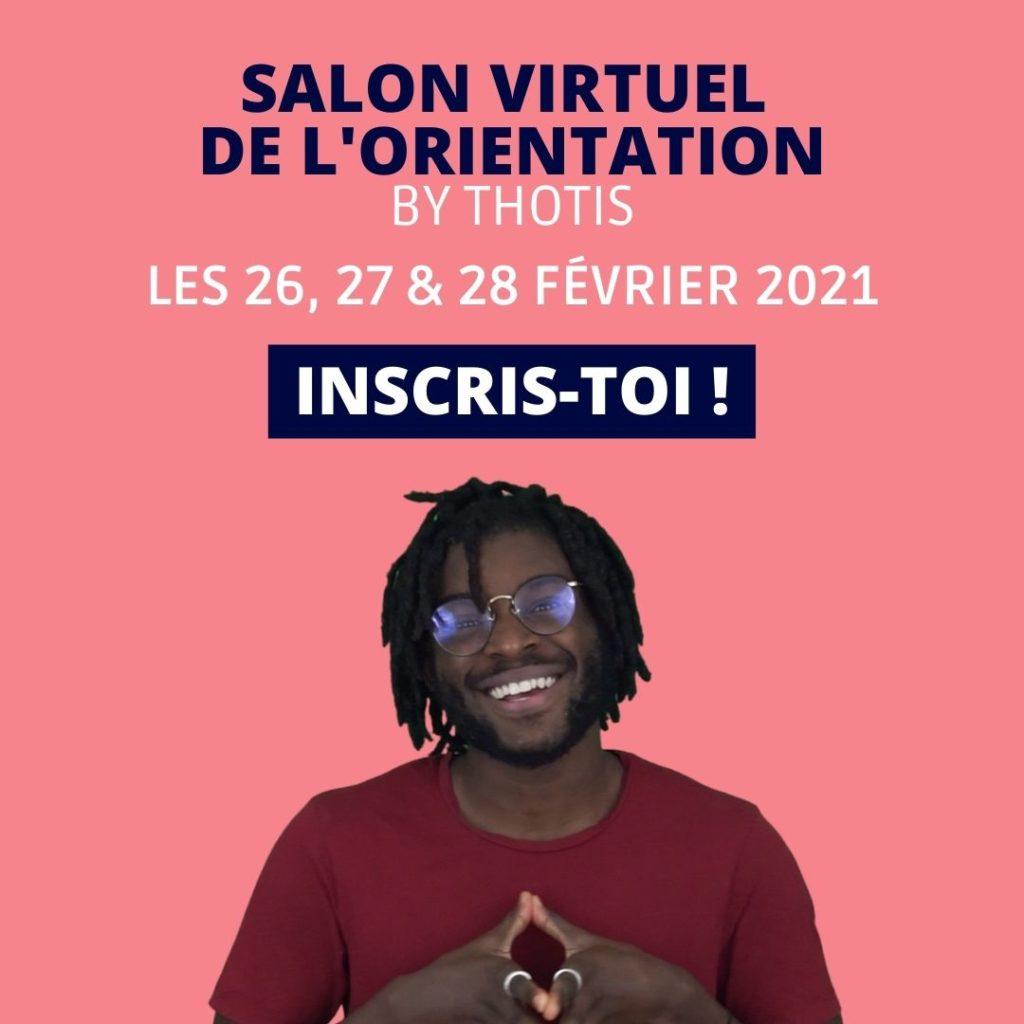 Salon Virtuel Orientation