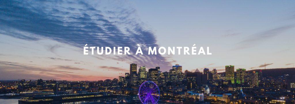 Étudier au Quebec
