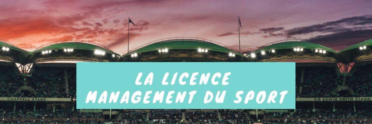 Management du Sport