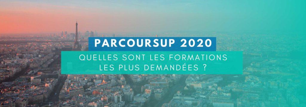 Parcoursup 2020