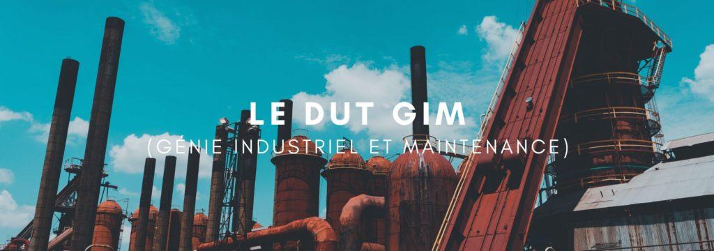 Le DUT GIM (Génie Industriel et Mécanique)