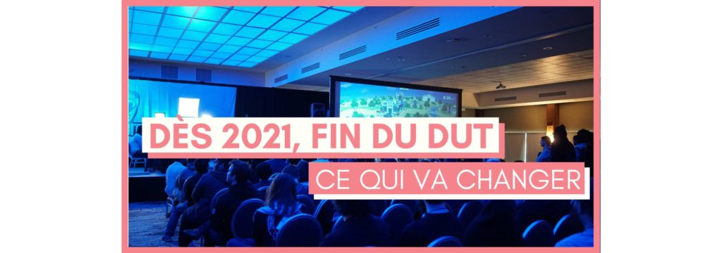 Fin du DUT, le BUT (Bachelor Universitaire de Technologie)