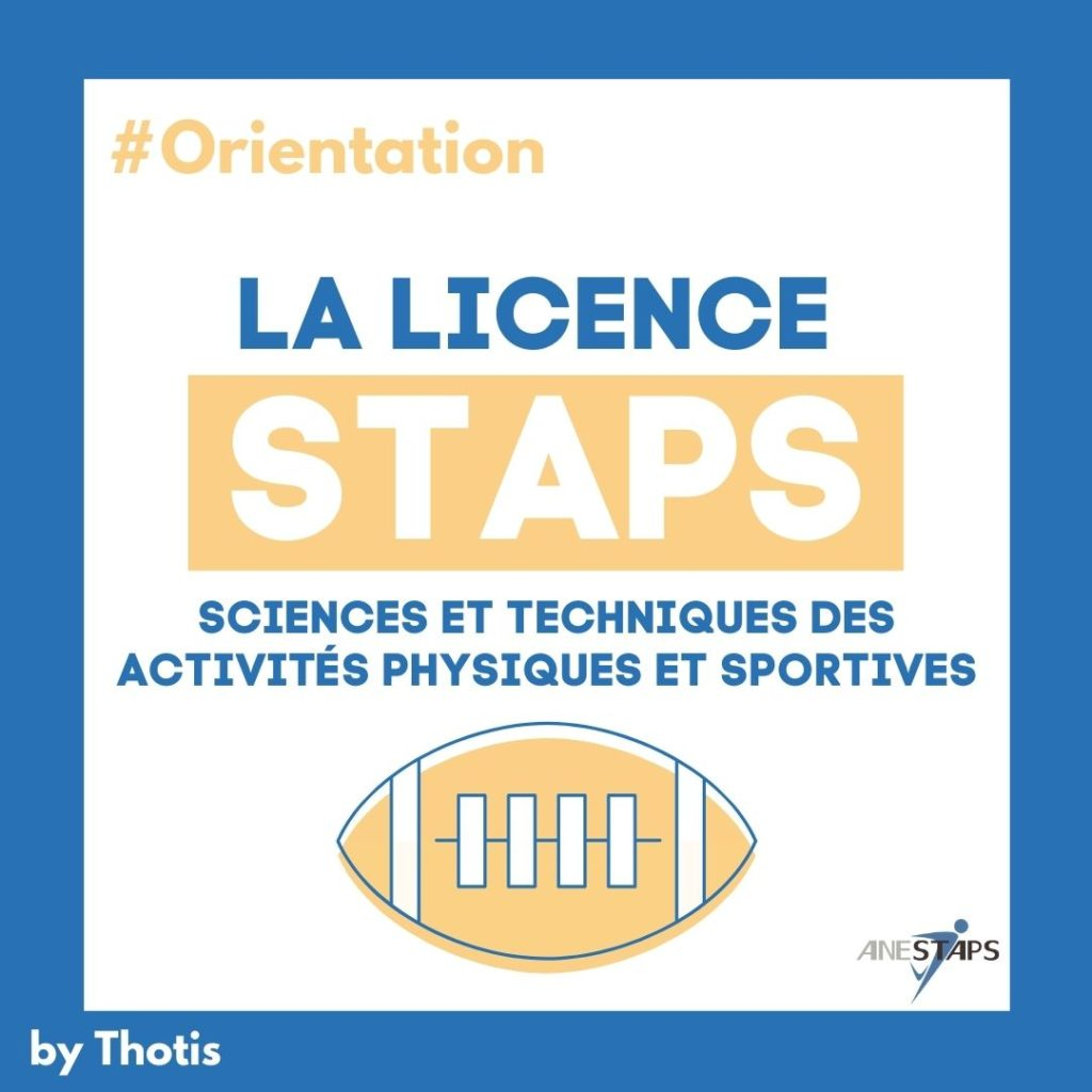 Licence STAPS