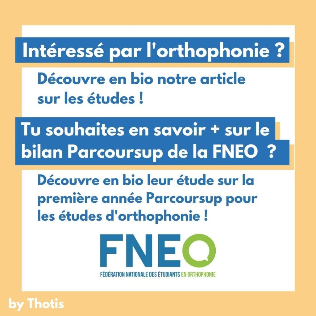 FNEO Parcoursup