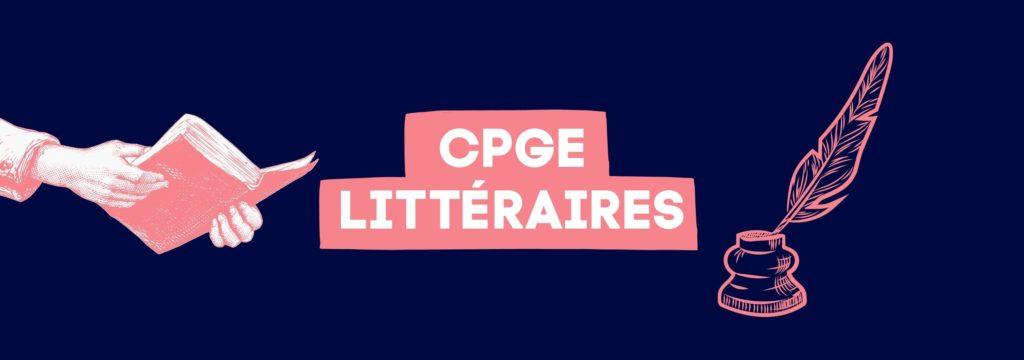 CPGE Littéraires