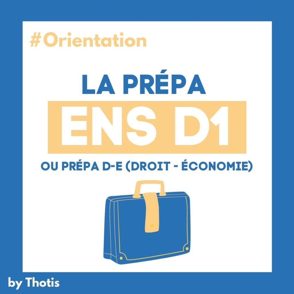 Prépa ENS D1