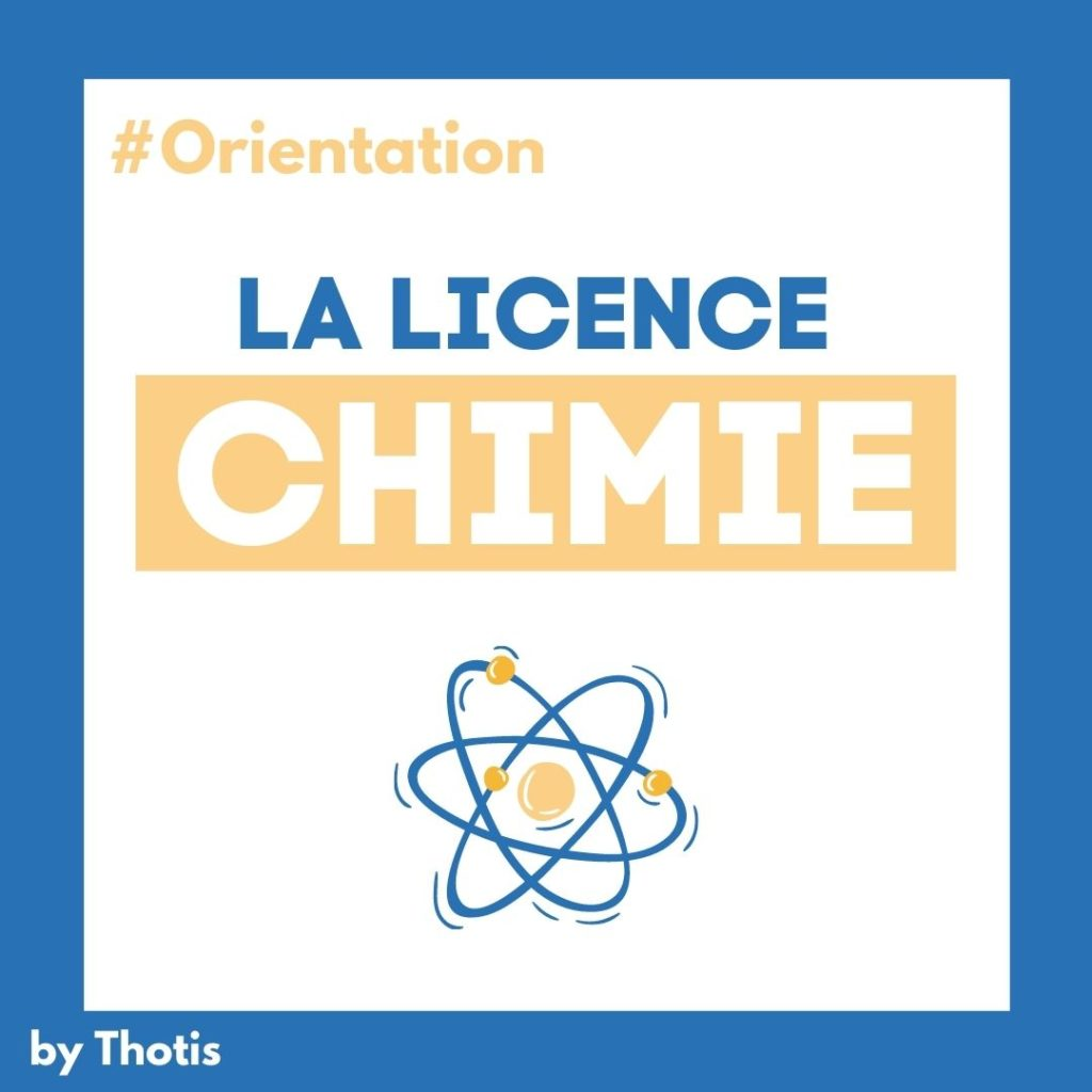 Licence Chimie