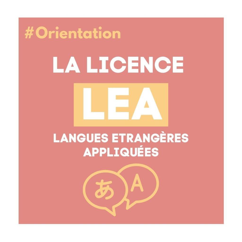 LEA Langues