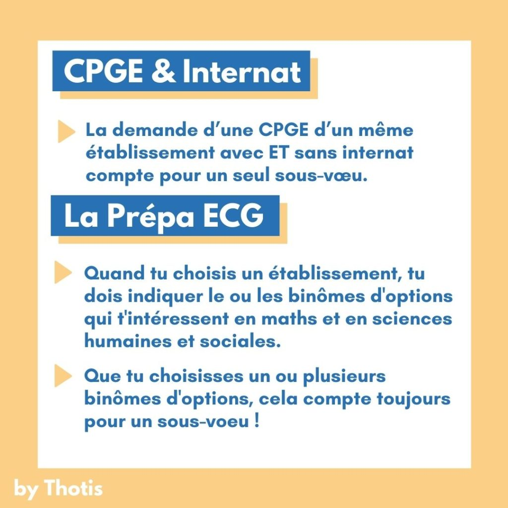 CPGE Parcoursup