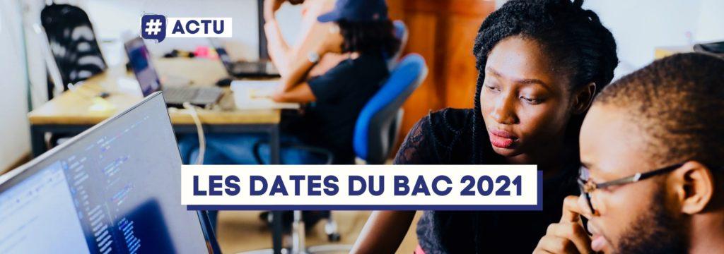 Les dates du BAC