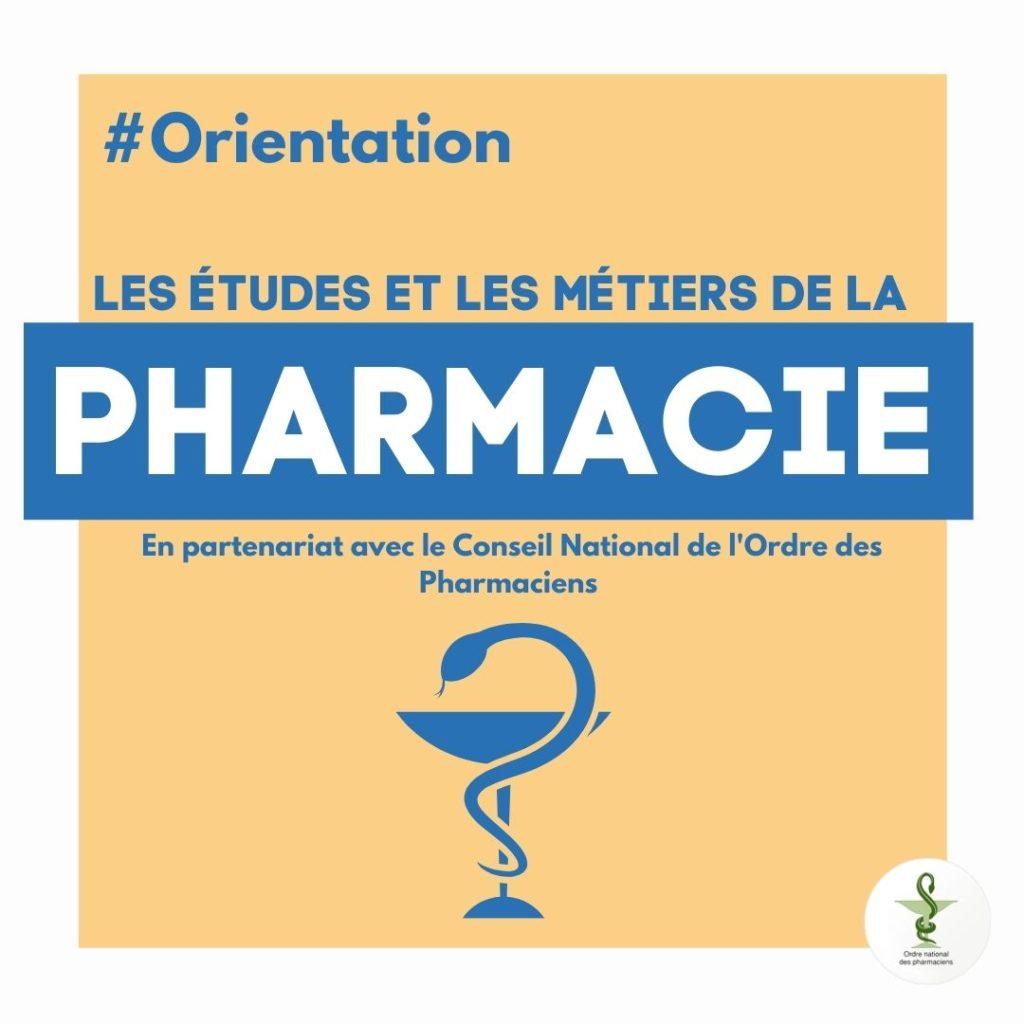 Pharmacie : études et métiers