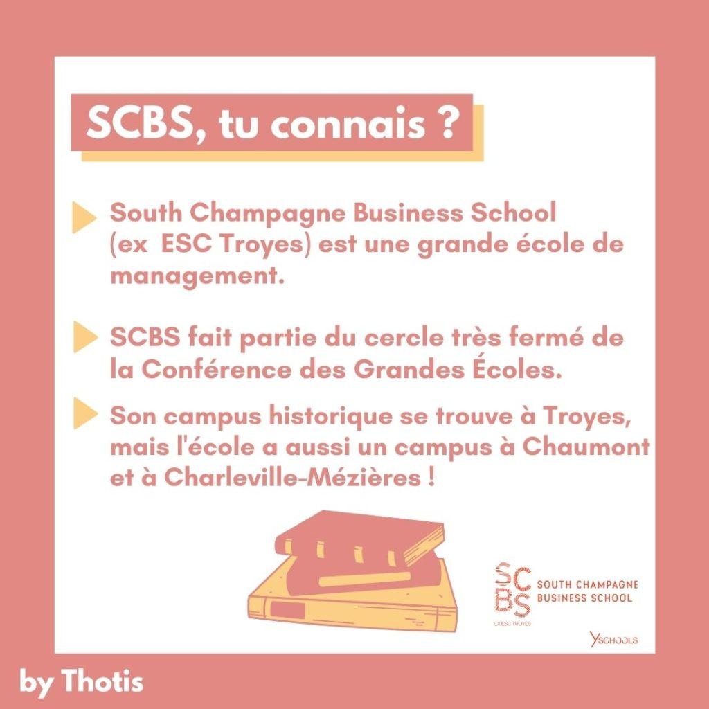 Bachelor SCBS