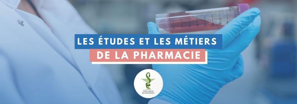 Les études et les métiers de la pharmacie