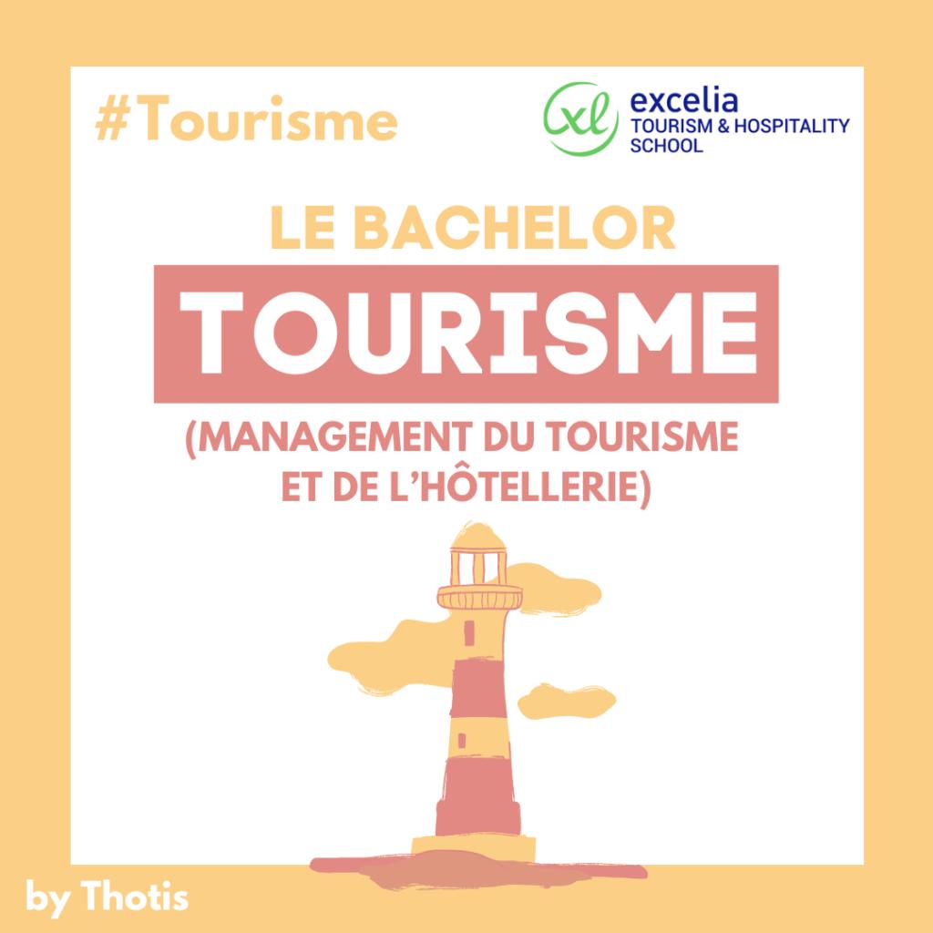 Bachelor Tourisme