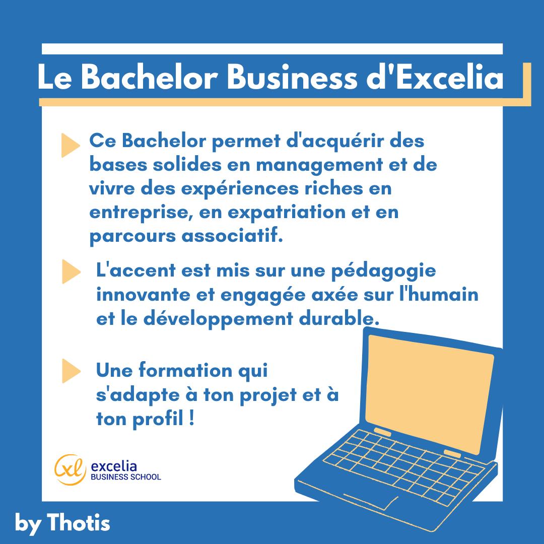 Le Bachelor Business d'Excelia #2