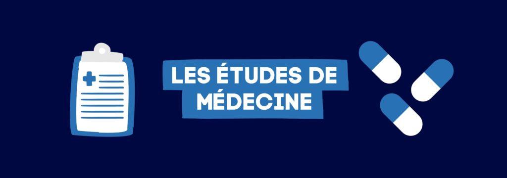 Les études de Médecine