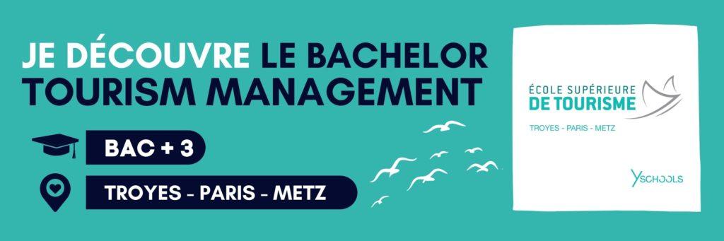 Bachelor Tourism Management