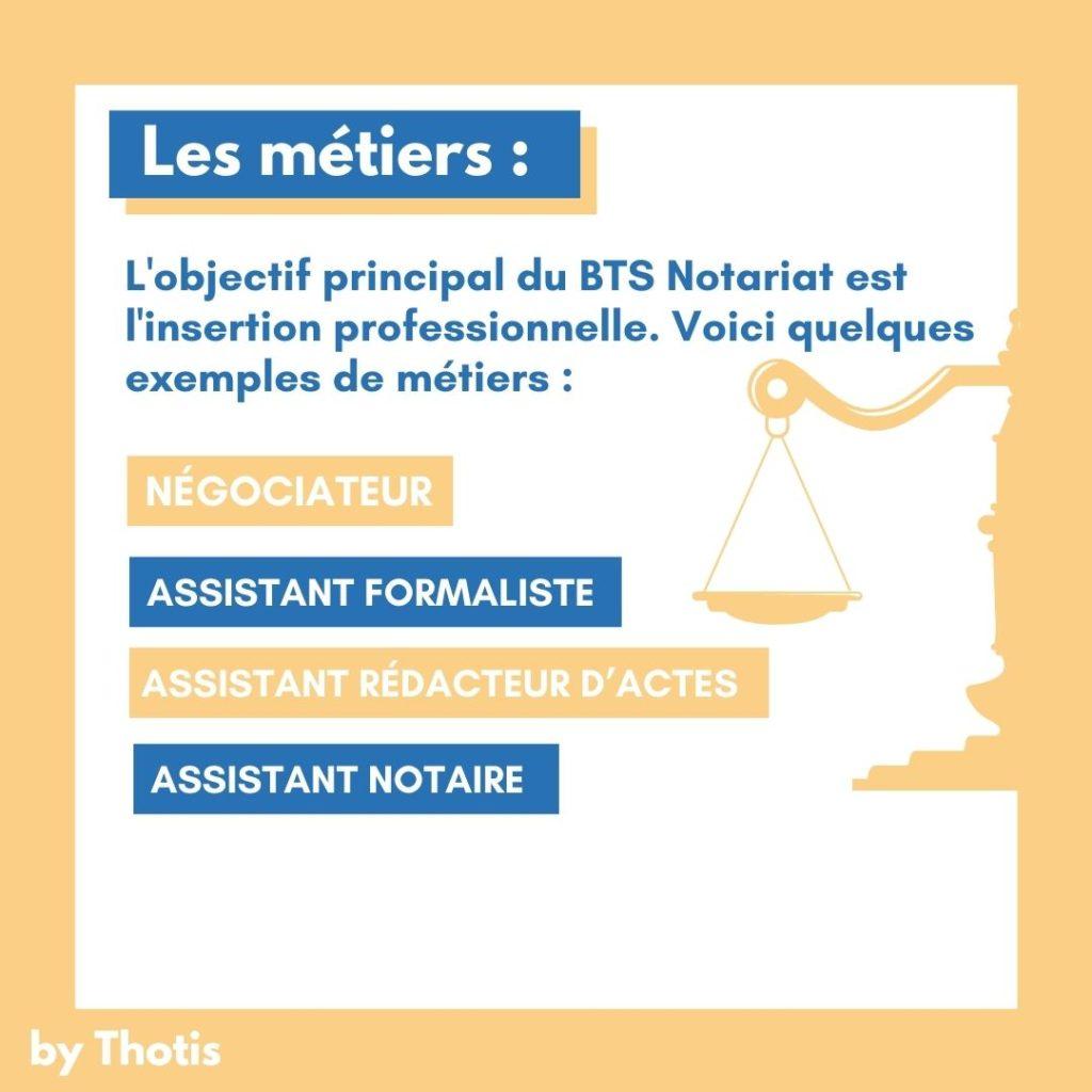 BTS Notariat