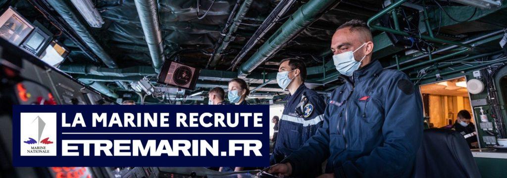 La Marine Recrute