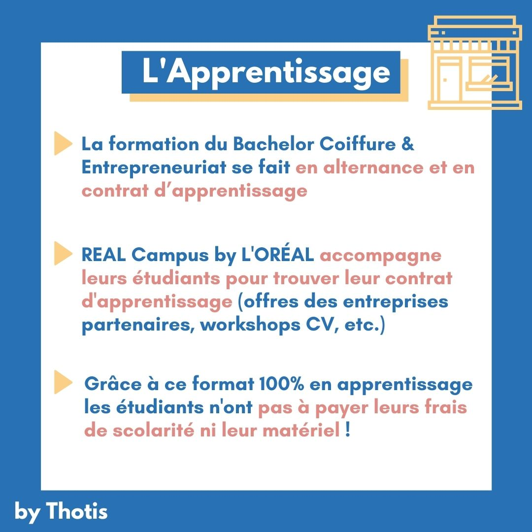 Alternance REAL Campus by L'OREAL