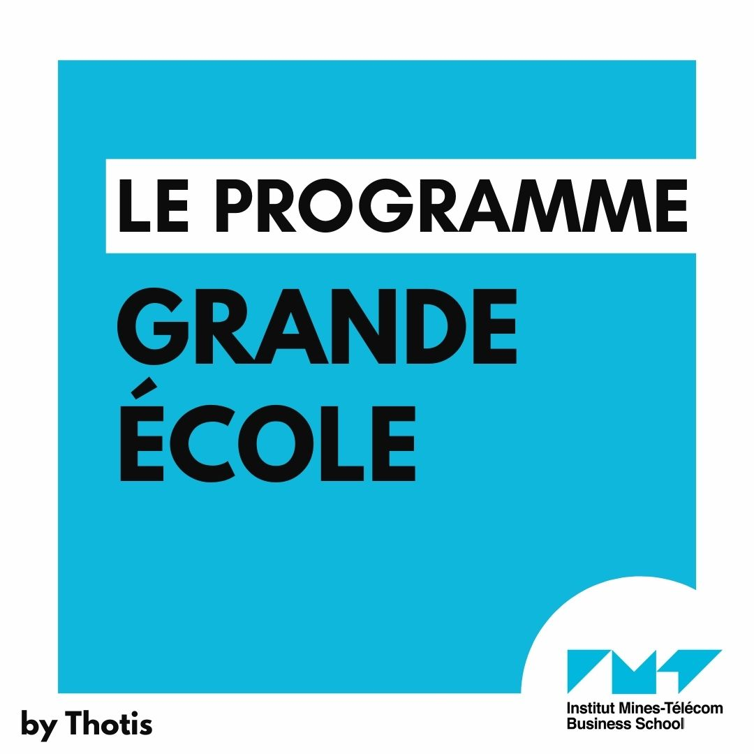 Programme Grande École IMT BS